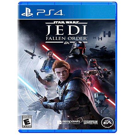 Star Wars Jedi Fallen Order - PS4 - Novo