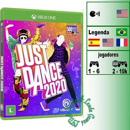 Just Dance 2020 - XBOX ONE - Novo