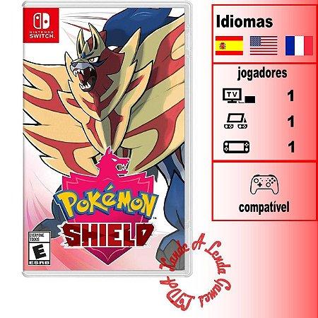 Pokémon Shield - SWITCH [EUA]