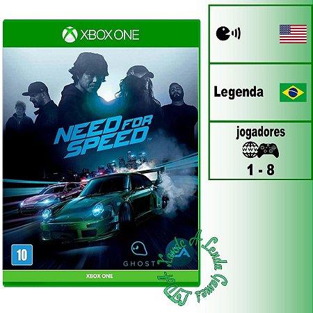 Need for Speed 2015  - XBOX ONE - Novo
