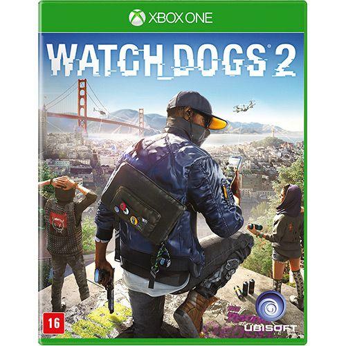 Watch Dogs 2 - XBOX ONE - Novo