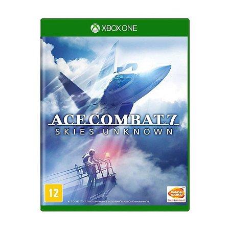 Ace Combat 7: Skies Unknown - XBOX ONE - Novo