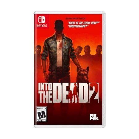 Into the Dead 2 - SWITCH - Novo
