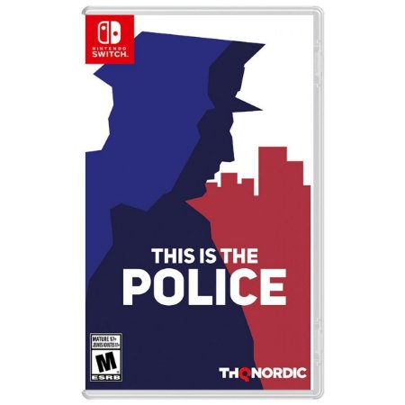 This is the Police - SWITCH - Novo