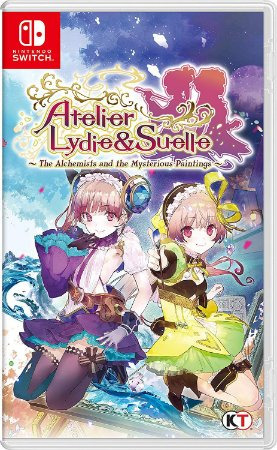 Atelier Lydie & Suelle: The Alchemists and the Mysterious Paintings - SWITCH - Novo