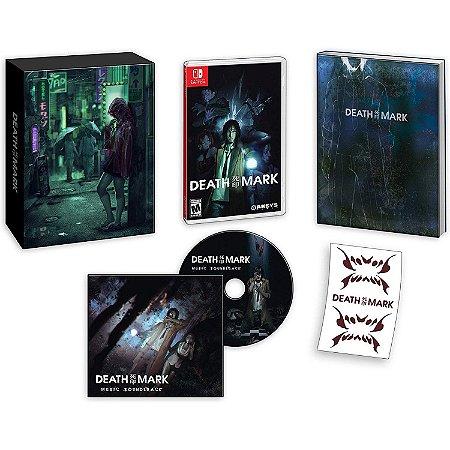 Death Mark Limited Edition - SWITCH - Novo [EUA]
