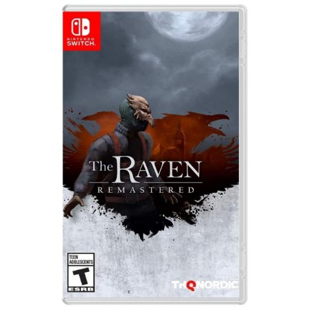 The Raven Remastered - SWITCH - Novo
