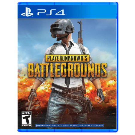 Playerunknown's Battlegrounds - PS4 - Novo