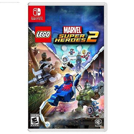 LEGO Marvel Super Heroes 2 - SWITCH - Novo