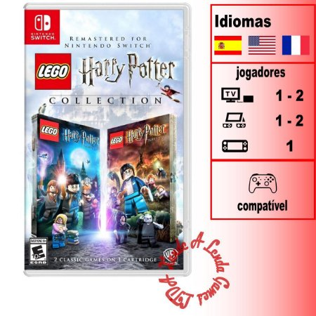 Lego Harry Potter Collection - SWITCH - Novo