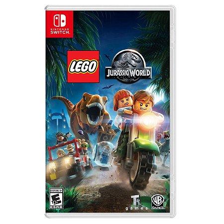 LEGO Jurassic World - SWITCH - Novo
