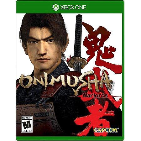 Onimusha Warlords - XBOX ONE - Novo