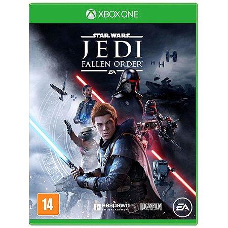 Star Wars Jedi Fallen Order - XBOX ONE - Novo