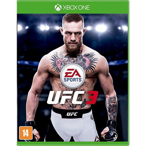 UFC 3 - XBOX ONE - Novo