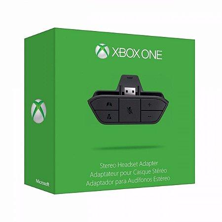 Adaptador de Fone de Ouvido para Xbox One
