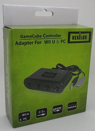 Adaptador de Controle de Gamecube - Nexilux