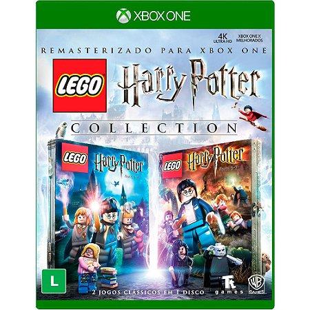 Lego Harry Potter Collection - XBOX ONE - Novo