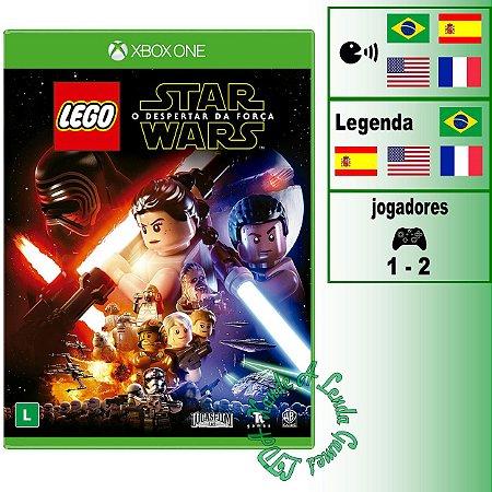 Lego Star Wars O Despertar da Força - XBOX ONE - Novo