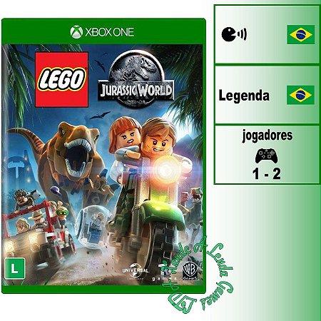 LEGO Jurassic World - XBOX ONE - Novo