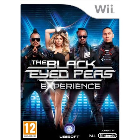 The Black Eyed Peas Experience - Wii - Usado