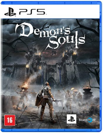 Demon's Souls - PS5 - Novo