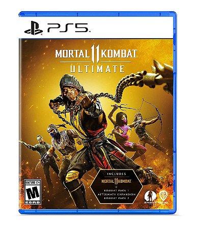 Mortal Kombat 11 Ultimate - PS5 - Novo