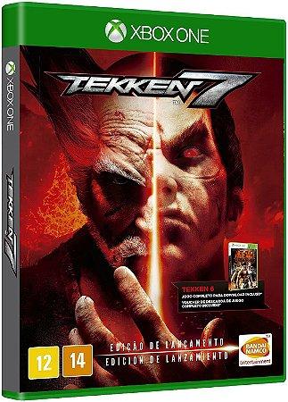 Tekken 7 Edição de Lançamento - XBOX ONE - Novo