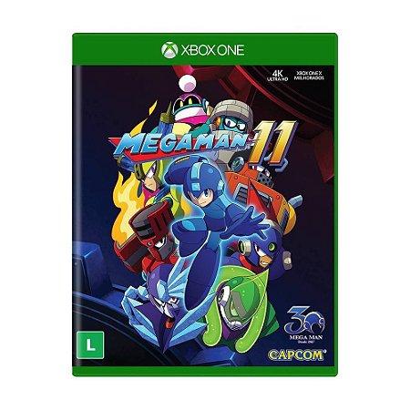 Mega Man 11 - XBOX ONE - Novo