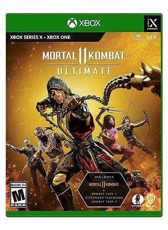 Mortal Kombat 11 Ultimate - SERIES X - Pré-venda