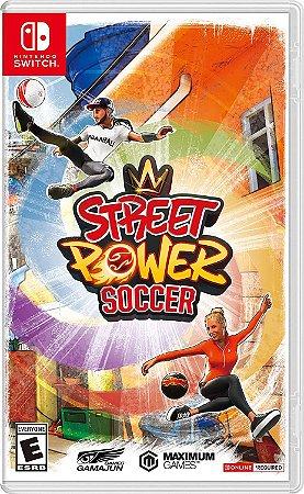 Street Power Soccer - SWITCH - Novo [EUA]