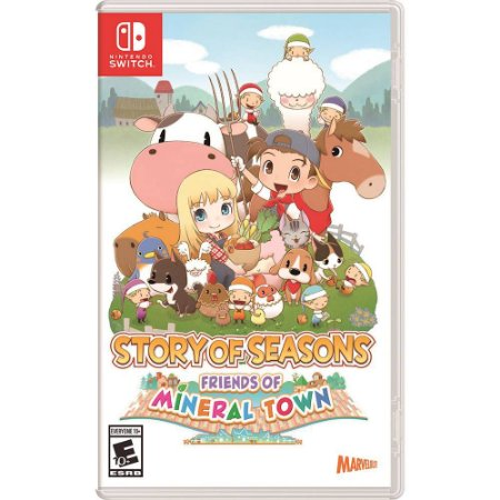Story of Seasons: Friends of Mineral Town - SWITCH - Novo [EUA]