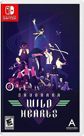 Sayonara Wild Hearts - SWITCH - Novo [EUA]