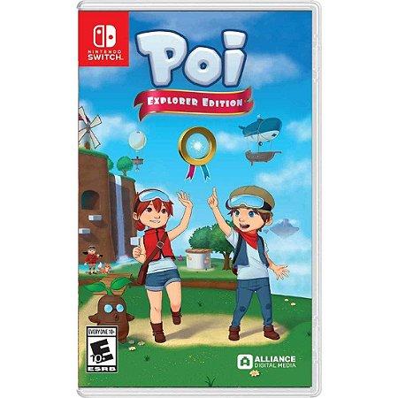 Poi Explorer Edition -  SWITCH - Novo [EUA]