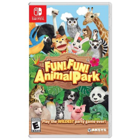 FUN! FUN! Animal Park - SWITCH - Novo [EUA]