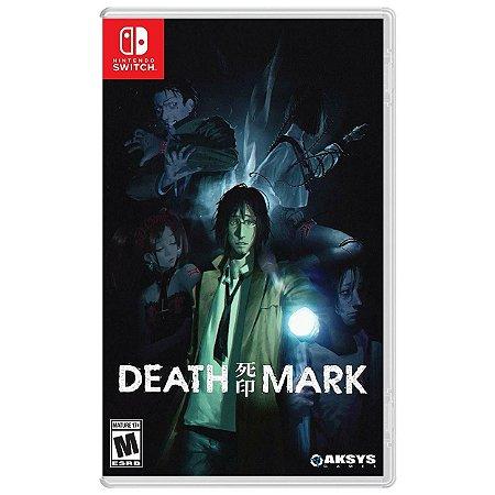 Death Mark - SWITCH - Novo [EUA]
