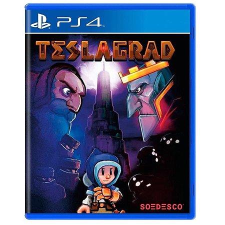 Teslagrad - PS4 - Novo