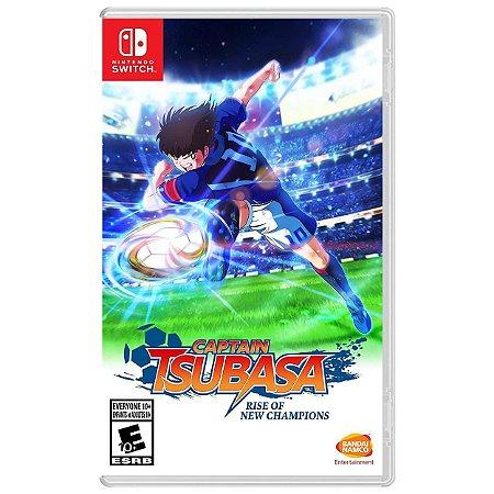 Captain Tsubasa: Rise of New Champions - SWITCH - Novo [EUA]