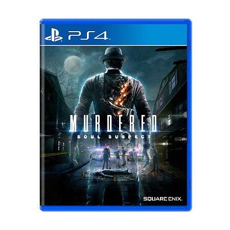 Murdered Soul Suspect - PS4 - Usado