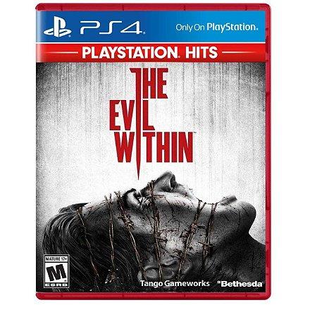 The Evil Within (PlayStation Hits) - PS4 - Usado