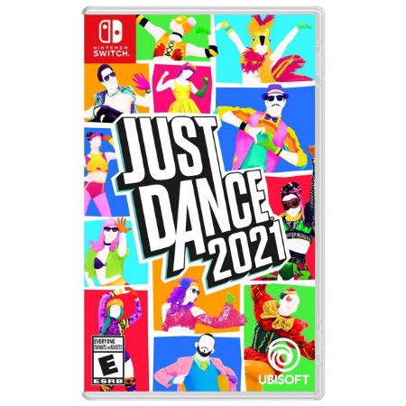 Just Dance 2021 - SWITCH - Novo [EUA]