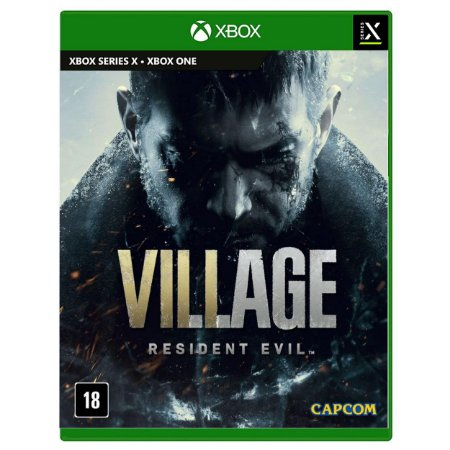 Resident Evil 8 Village - XBOX ONE / XBOX SERIES - Novo