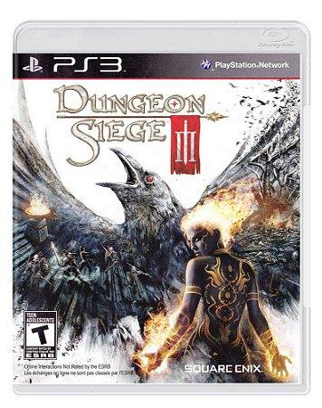 Dungeon Siege III - PS3 - Usado