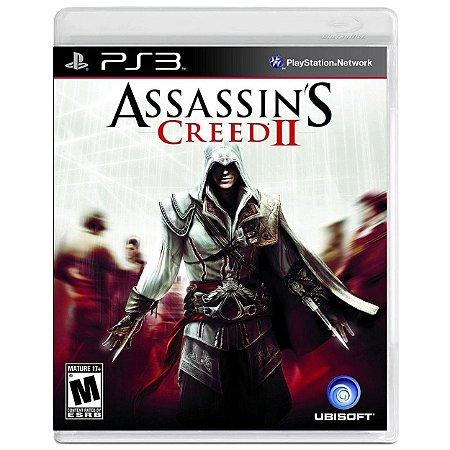Assassin's Creed II - PS3 - Usado