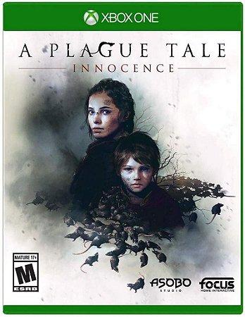 A Plague Tale: Innocence - XBOX ONE - Novo