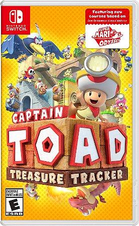 Captain Toad: Treasure Tracker - SWITCH - Novo [EUA]