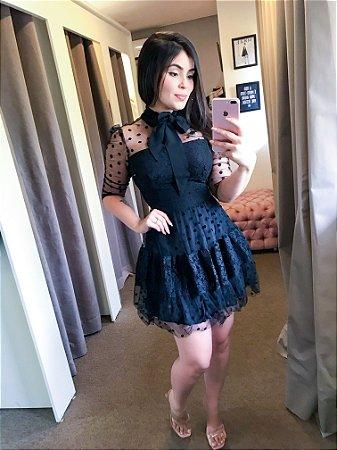 vestido preto poema hit