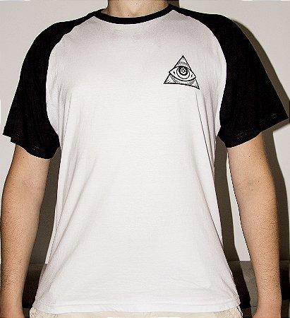 Camiseta Raglan Masculina
