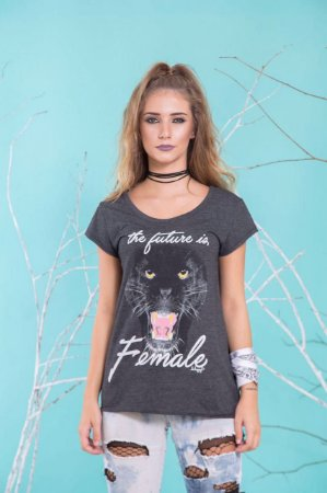 Camiseta Feminina The Future is Female