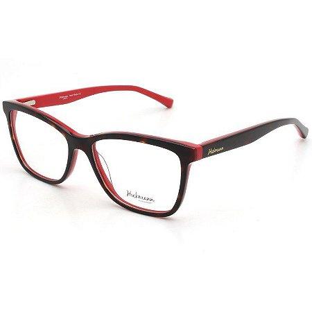 Armação Óculos de Grau Hickmann Feminino HI6080 G23