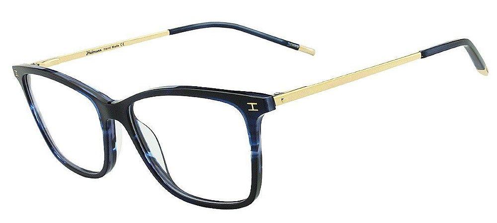 Armação Óculos de Grau Hickmann Feminino HI6093 E03